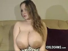 Racy Big Saggy Breasts Floozy