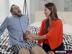 MILFsTeachSex - I Fuck My playmates Mom For Practice S7:E6 mature sex