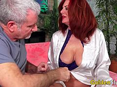 Moving mature ginger-haired Andi James gets unstoppably Plowed maturepornvideos xxx