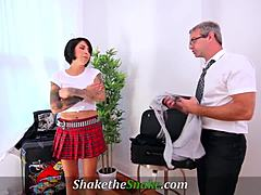 Shake The jock - This Family is Fucked-Up maturepornvideos